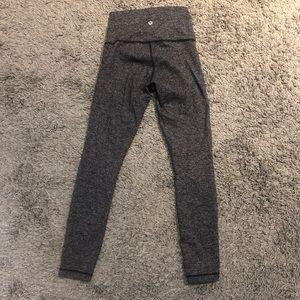 Lululemon wonder under leggings